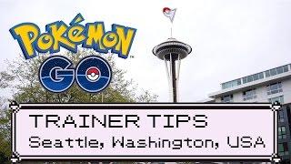 Pokémon GO Preview: Seattle, WA (feat. Dante Basco) by Trainer Tips