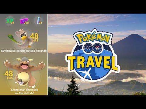 FARFETCH'D PARA TODOS! NUEVO EVENTO POKÉMON GO TRAVEL! [Pokémon GO-davidpetit]