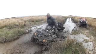 7. Polaris Sportsman And Can Am Outlander Put To The Test