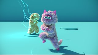 Can´t stop playing with this cat character , after I finished a tutorial about bringing mixamo mocap data to C4D (https://www.youtube.com/watch?v=ipXLJ-Ju3CA) =)Good chance to play with C4D hairsimulation and Arnold´s hairrendering  ,too.( The video is a bit centered, coz I mainly made it for this 1x1 instagram format =)  ( https://www.instagram.com/motennsen/)) music is especially made by my friend Janosch (fonomen.net)