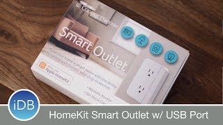 Learn More: http://amzn.to/2tpKcwJConnect 2 devices to the ConnectSense outlet and use HomeKit and Siri to turn on/off, schedule, and automate them.~~Visit us at iDownloadBlog.com for more Apple news and videos!Download the free iDB app for the latest news! https://goo.gl/bY6OvS~~#Social:http://www.twitter.com/iDownloadBloghttp://www.facebook.com/iDownloadBloghttp://www.twitter.com/Andrew_OSU