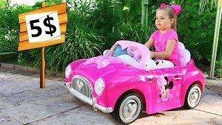 डायना को नई कार खरीदनी है in Hindi