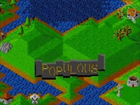populous amiga game