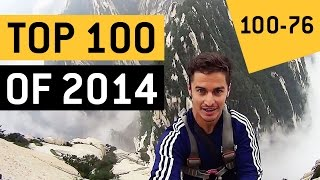 Top 100 Viral Videos of the Year by JukinVideo | Numbers 100-76