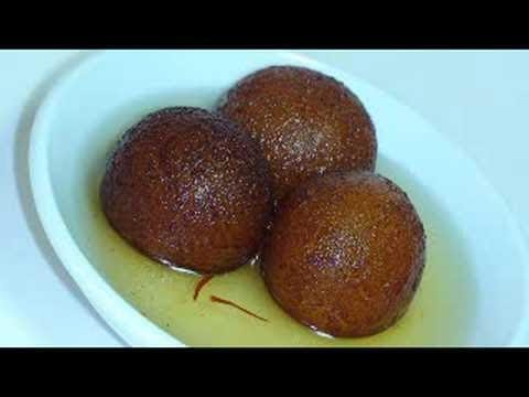 Gulab Jamun – Indian Sweet Recipe