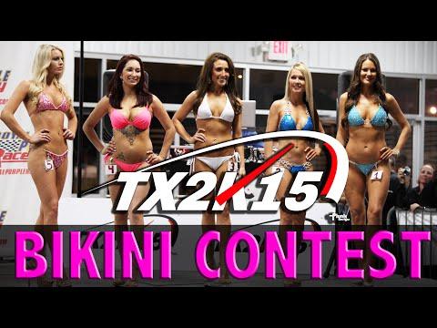 TX2K15 – Bikini Contest!  VIP ACCESS