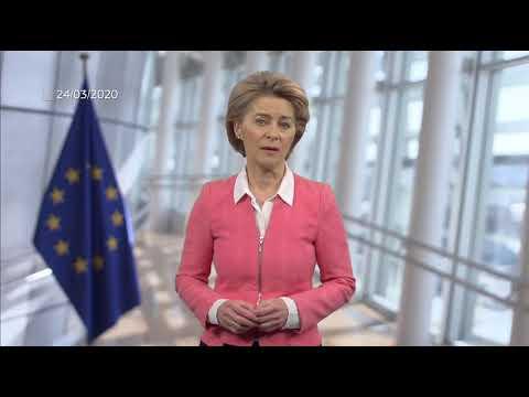 Προστασία από τις διαδικτυακές απάτες | Πρόεδρος ΕΕ κ. Ούρσουλα φον ντερ Λάιεν | 24/03/2020