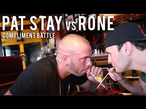 KOTD, Compliment Rap Battle: Pat Stay vs Rone  (2014)