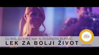 ALEKSANDRA PRIJOVIC TOTALNA ANESTEZIJA music videos 2016 dance