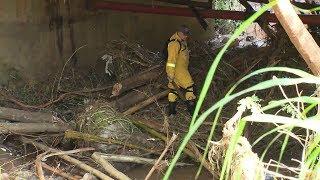 Bombeiros procuram por mecânico que desapareceu durante tempestade em Botucatu