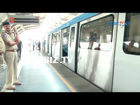 Miyapur to Ameerpet Metro Inspection