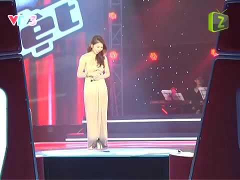 Kim Loan - Va Ta Da Thay Mat Troi - The voice of Vietnam - liveshow 1 - Thời lượng: 3 phút và 24 giây.