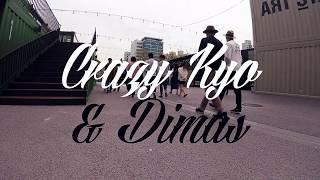 Crazy Kyo & Dimas – SEOUL   CHERRY PAINT