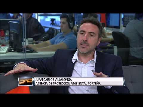 Juan Carlos Villalonga la protección ambiental porteña