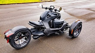 6. 2019 Can-Am Ryker 900!! • 1st Ride & Impressions! | BikeReviews