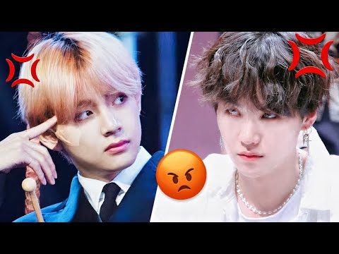 4 Times BTS Got Angry On Camera