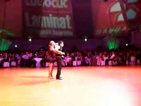 Сальса-шоу Louis Vasquez & Melissa Fernandez