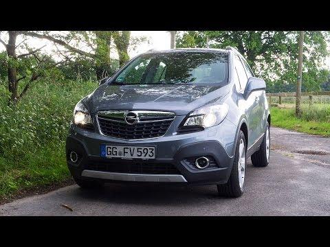 2014 Opel Mokka 1.4 Turbo 4×4 / Fahrbericht der Probefahrt / Test / Review (German)