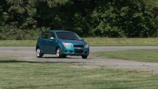 2009 Chevrolet Aveo5 Drive Time Review