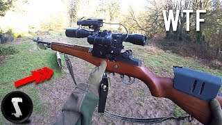 Scaring the @#$% Out of Players With Super Realistic .308 M14 DMR