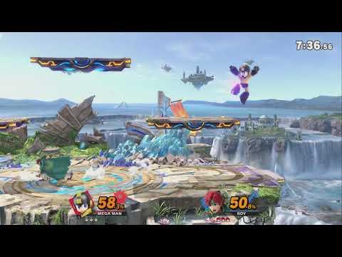 Money Match - Sethlon (Roy) vs Zurge (Megaman)