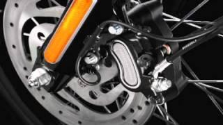 4. 2011 Harley Davidson Blackline