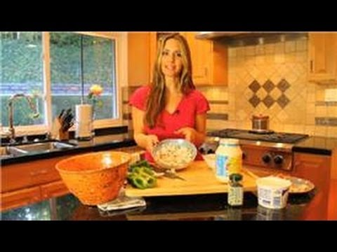Healthy Recipes : Low Calorie Imitation Crab Salad