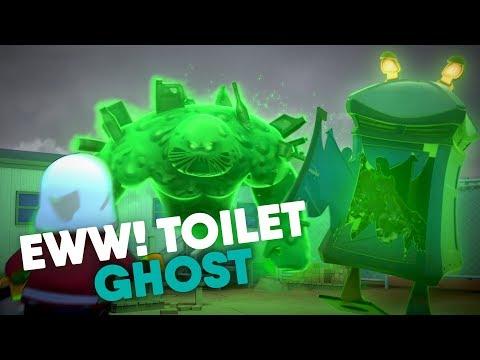 Potty Mouth – LEGO Hidden Side Episode 5