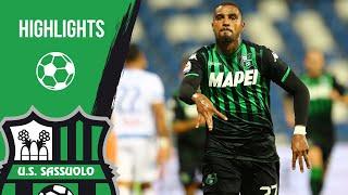 Serie A, highlights Sassuolo-Empoli 3-1