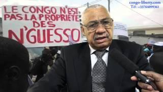 Interview de Joseph OUABARI sur le chaos politique au Congo-Brazzaville