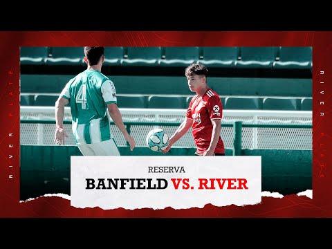 Banfield vs. River [Reserva - EN VIVO]