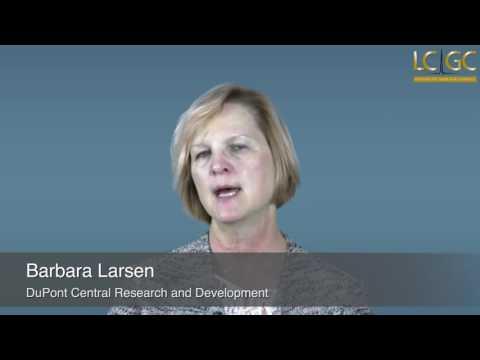 Barbara Larsen Part 4: Buying a Mass Spectrometer: Ion Mobility