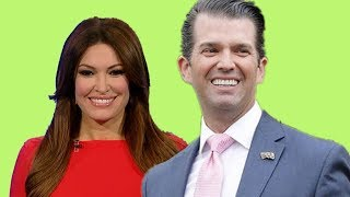 Kimberly Guilfoyle's life who's rumored to be dating Donald Trump Jr.