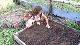 This is my daughter's little garden space. She loves planting and watching things grow just like her daddy! It's so much fun to...