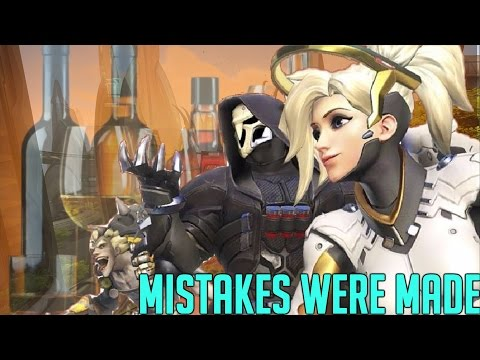 OVERWATCH: MISTAKES WERE MADE
