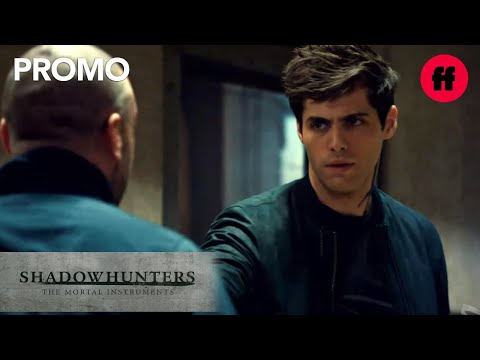 Shadowhunters 2.12 Preview