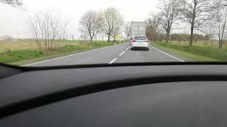 Szybka kara za wyprzedzanie na skrzyżowaniu – Janusz z ciężarówki nie ogarnął…