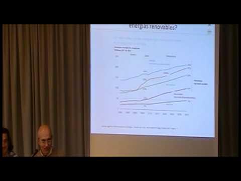 """Jornadas """"Móstoles sin petróleo"""": Pedro Prieto-Crisis energética:Una historia de ciencia-realidad 4/7"""