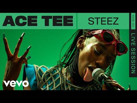 Ace Tee - STEEZ (Live) | ROUNDS | Vevo