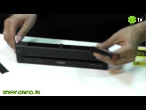 Видео - Принтер Brother мобильный PocketJet PJ-663 PJ663Z1