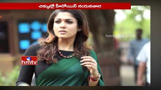 Nayantara in Big Trouble | Under Control in Malaysia Customs Officers