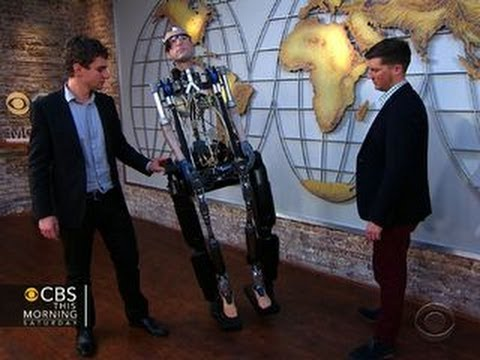 fully - Frank is the world's first real bionic man and star of the new documentary