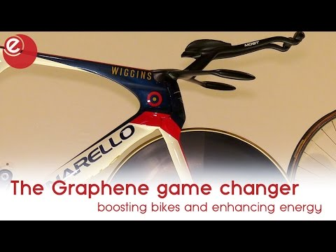 Graphene – The Carbon Game Changer