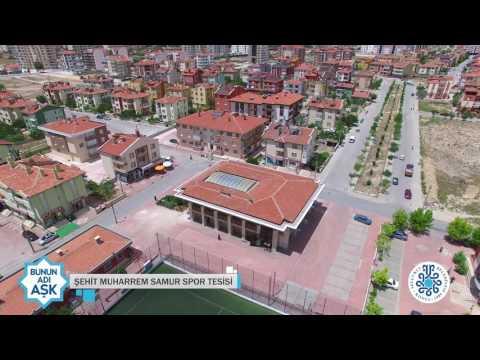 Şehit Muharrem Samur Spor Kompleksi