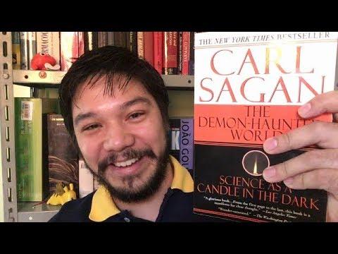 """Resenha """"O Mundo Assombrado Pelos Demônios"""" Carl Sagan"""