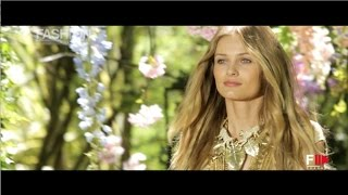 ROBERTO CAVALLI Paradiso Backstage ADV Campaign by Fashion Channel
