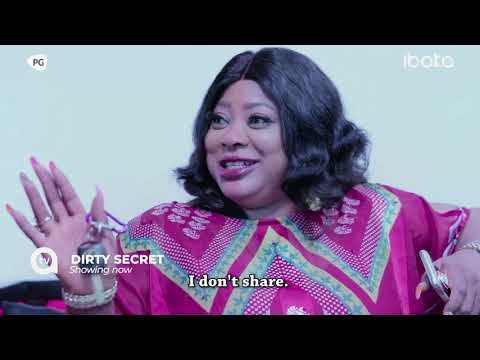 Mother Battles with Daughter Over a Young Man - Dirty Secret Starring Ayo Adesanya (Full HD)