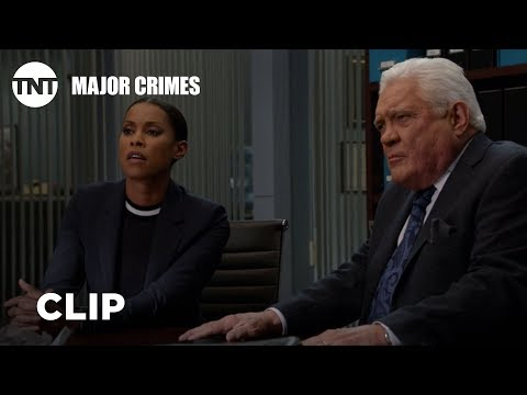 Major Crimes: What Is Wrong With You People? - Season 6, Ep. 9 [CLIP] | TNT