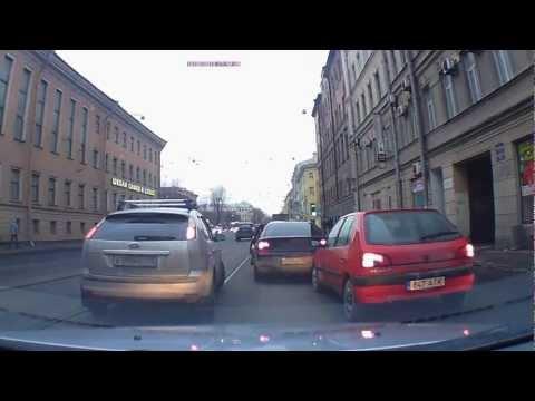 ДТП на Старо-Петергофском