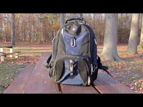 SwissGear Travel Gear ScanSmart Backpack 1900 Review